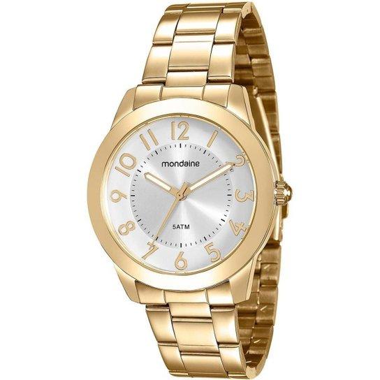 b8b8242c1a3 Relógio Feminino Mondaine Analógico 94840Lpmvda1 - Compre Agora ...