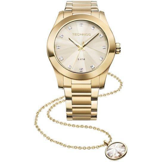 519bdda5508 Relógio Technos Elegance Crystal - Compre Agora