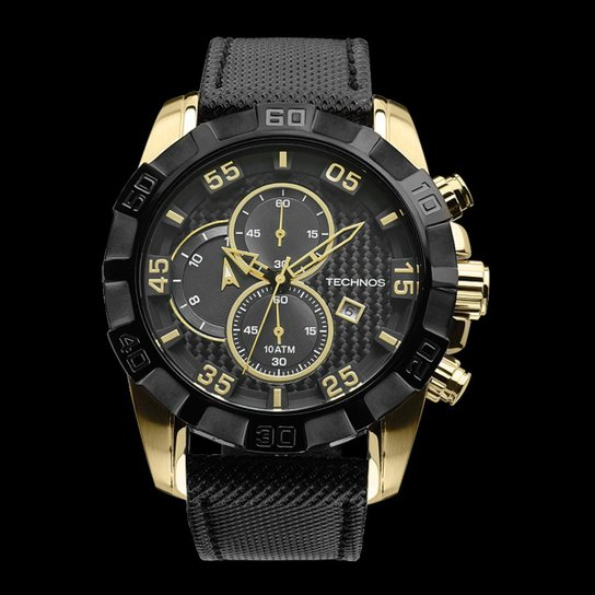 375868d1303 Relógio Technos Pulseira de Aço - Compre Agora