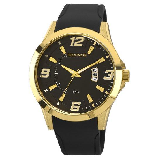 23ccefc4467 Relógio Technos Pulseira de Silicone - Compre Agora