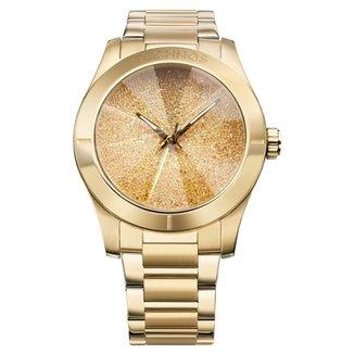 96c04d385d5 Relógio Technos Pulseira de Aço