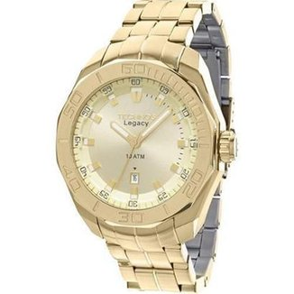 aafa631ebe8f5 Relógio Masculino Technos Legacy 2315ABI M4X 50mm Dourado