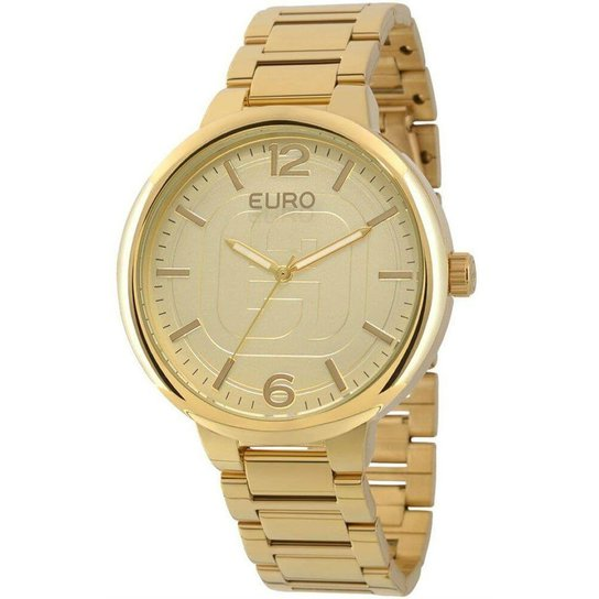 842ada20a3109 Relógio Euro Feminino EU2036LYT K4D - Dourado - Compre Agora