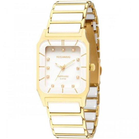 6a9ac0af6564f Relógio Technos Ceramic Sapphire 2036LMP 4B - Compre Agora