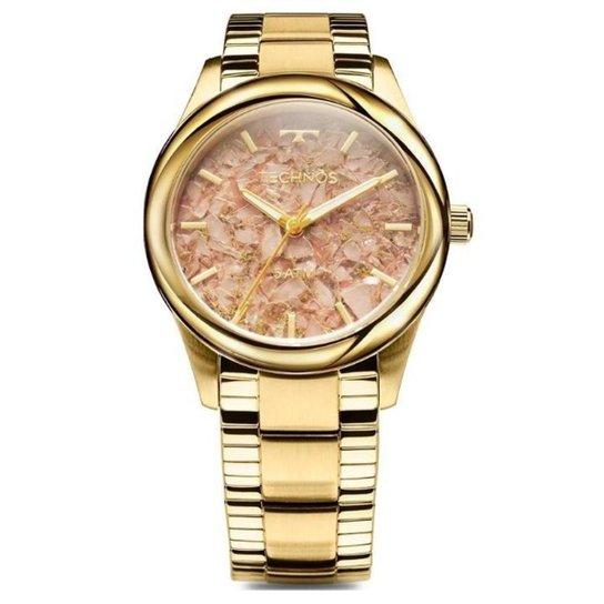 6900ba2738d Relógio Technos Elegance Stone Collection 2033CN 4T - Compre Agora ...