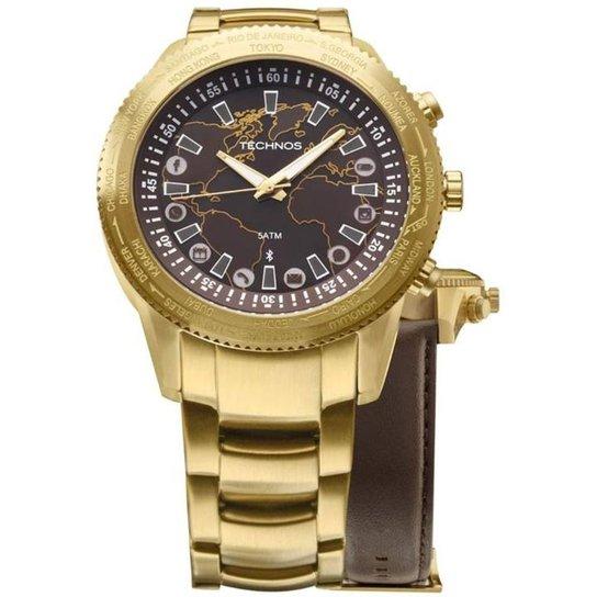 d754a68bb3959 Relógio Technos Troca Pulseiras Connect 753AC 4M - Compre Agora ...