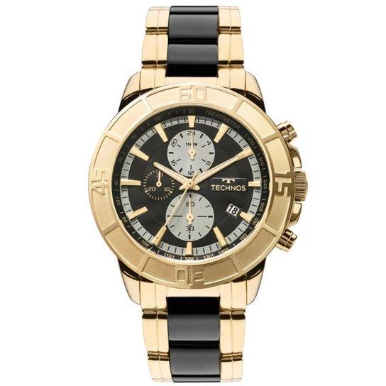 44642970ec4 Relógio Technos JS15ET 4P 47mm Aço - Compre Agora
