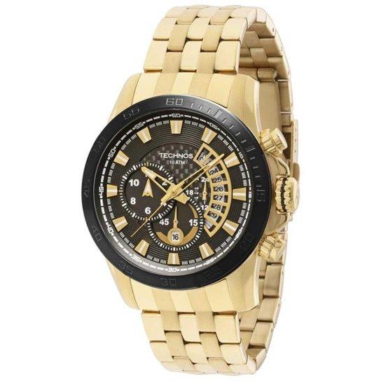 Relógio Technos Masculino OS2AAP 4D - Compre Agora   Netshoes 0b61eca32e