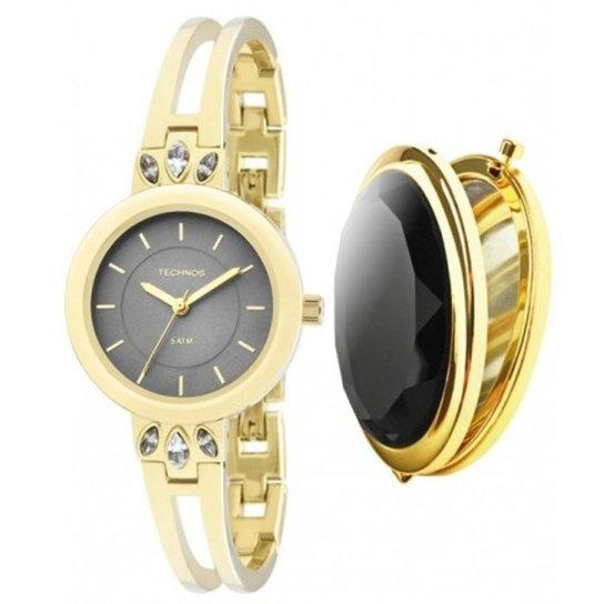 6865720116f Kit Relógio Technos Feminino Elegance Mini 2035Mcd K4P - Compre ...