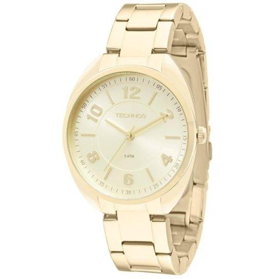7c2015d18db Relógio Technos Feminino Elegance Dress 2035Mcf 4X - Compre Agora ...