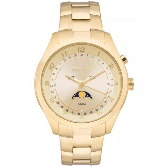 32f9e6c9d0d Relógio Feminino Technos Ladies 6P80aa 4X - Dourado - Compre Agora ...