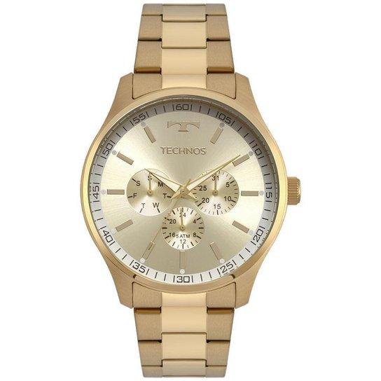 092b740c75b Relógio Technos Masculino Steel - 6P29AJN 4X 6P29AJN 4X - Dourado ...