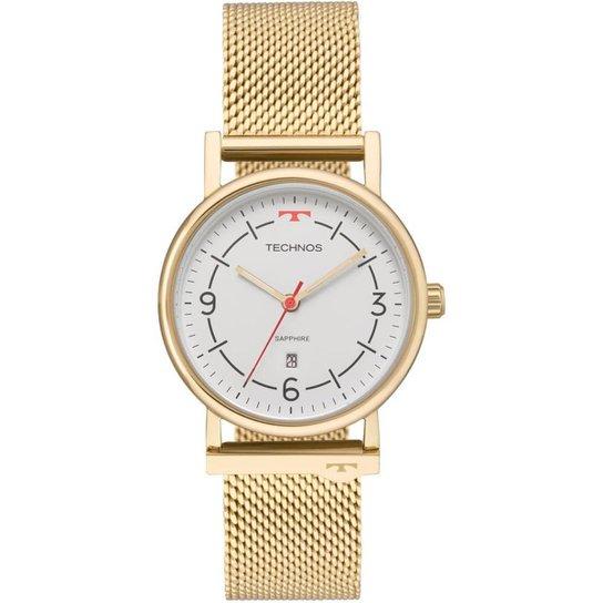b574571c1f9 Relógio Technos Unissex Slim - 9T13AB 4B 9T13AB 4B - Compre Agora ...