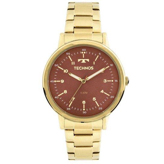 3eaa48b531c Relógio Technos Dress 2035MFN 4R Dourado 2035MFN 4R - Compre Agora ...