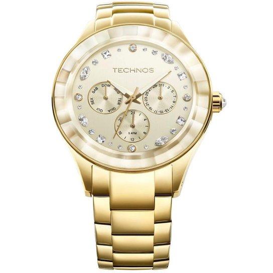 Relógio Technos Feminino Analógico 6P29AHD 4X 6P29AHD 4X - Compre ... 5ef9ad74c0