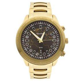 42607012274 Relógio Technos Connect Masculino SRAB 4P - Troca Pulseira - Dourado ...