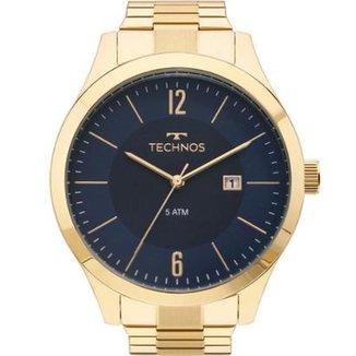 Relógios Technos Masculinos - Melhores Preços   Netshoes 9bee26124d