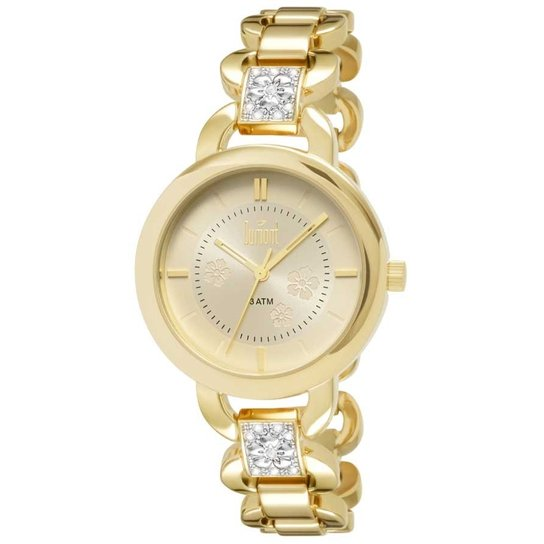 cd67ce40abb33 Relógio Dumont Feminino DU2035LQH 4D - Compre Agora