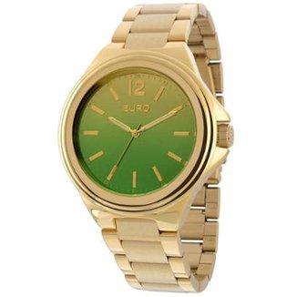 2811793f4d9 Relógio Feminino Euro Analogico Eu2035yaa 4C