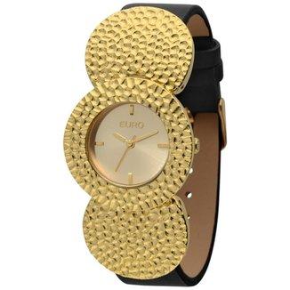 Relógio Feminino Euro Analógico Eger 4f3b8c58c7