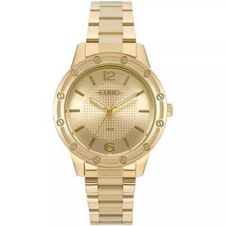 bb07467513c Relógio Feminino Euro EU2035YND 4D 40mm Aço