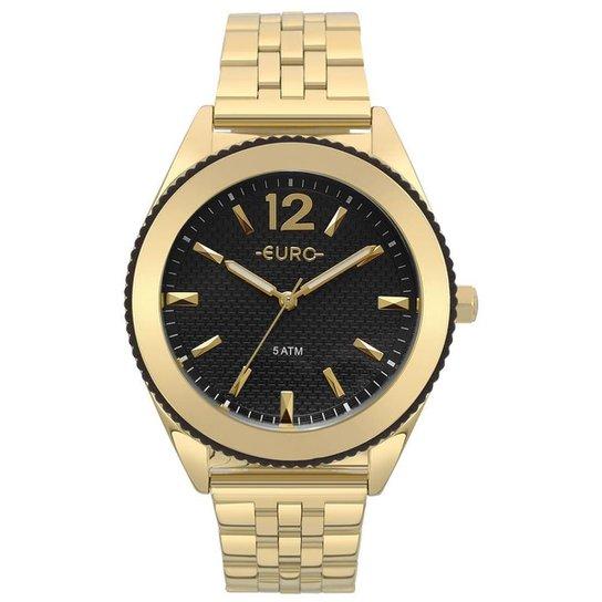 857ffa77f6c Relógio Euro Feminino Metal Trendy - EU2036YMK 4P EU2036YMK 4P - Dourado