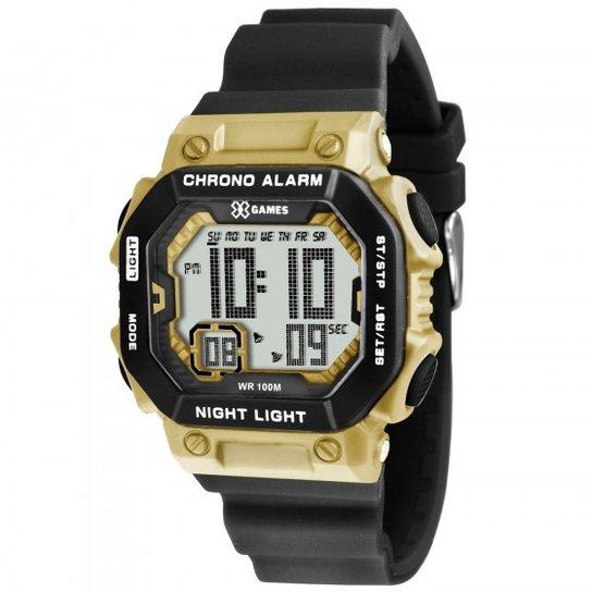aa71f81d939 Relógio Xgames Masculino - Dourado - Compre Agora