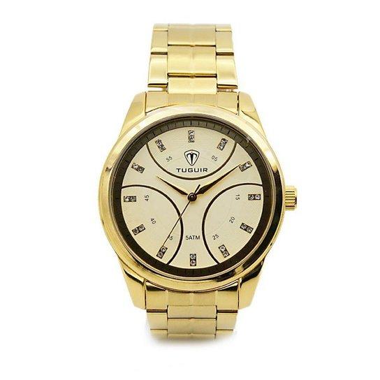 7731791d3ff Relógio Tuguir Analógico 5024 - Compre Agora