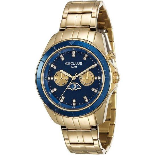 4294d4dae5e Relógio Feminino Seculus Analógico Fashion - Compre Agora