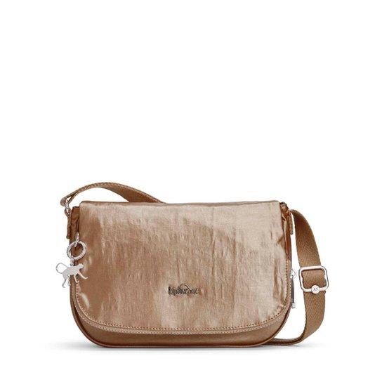 ed5fea80c Bolsa Kipling Mini Bag Earthbeat Feminina - Dourado | Netshoes