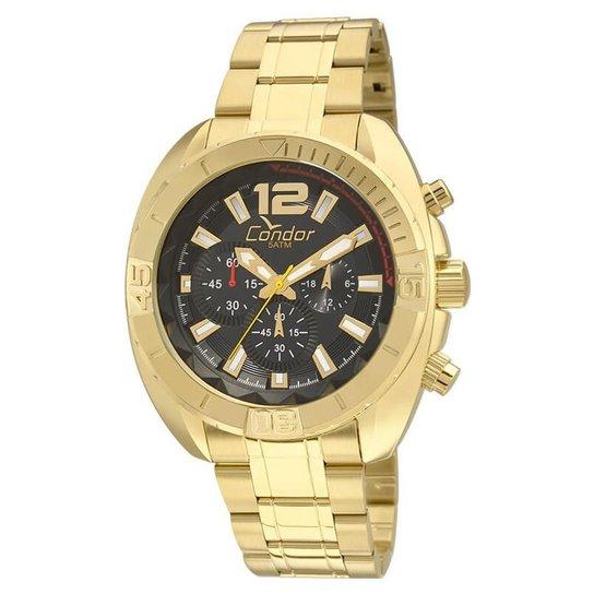 c515a803744 Relógio Condor - Dourado - Compre Agora