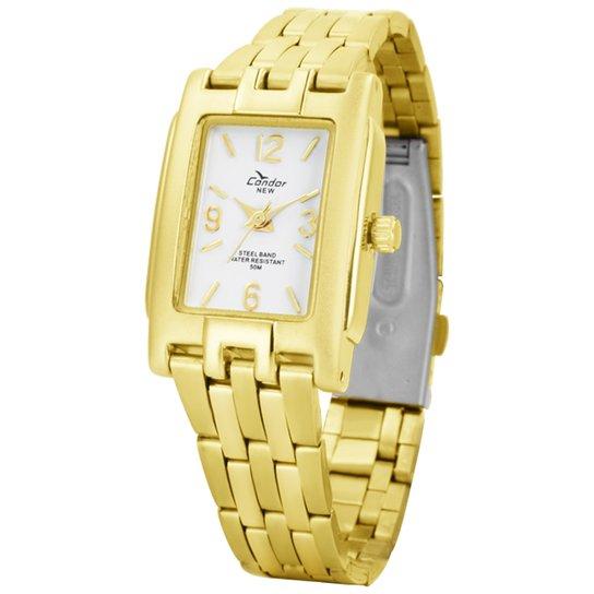 f9821a5c286 Relógio Condor Feminino - Compre Agora