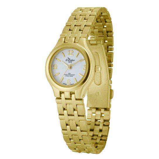 Relógio Condor Feminino - Compre Agora   Netshoes 6153cd3b20