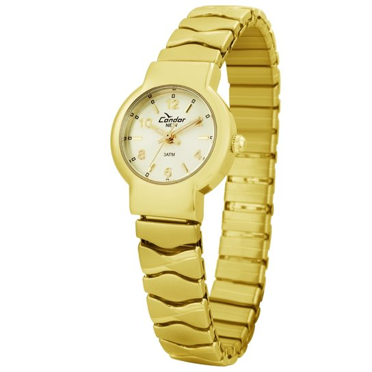 88440f31506 Relógio Condor Feminino - Compre Agora