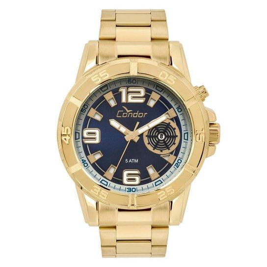 14dbca09696 Relógio Condor Masculino Civic - CO2317AA 4A CO2317AA 4A - Compre ...