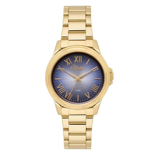 81baff4fd2b Relógio Condor Feminino Bracelete - CO2039BC 4A CO2039BC 4A - Dourado