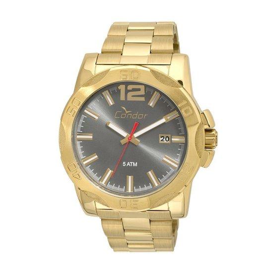 Relógio Condor Masculino Civic CO2415BF 4C - Dourado CO2415BF 4C - Dourado  fecba1bc6d740b ... b8f58b0bcb