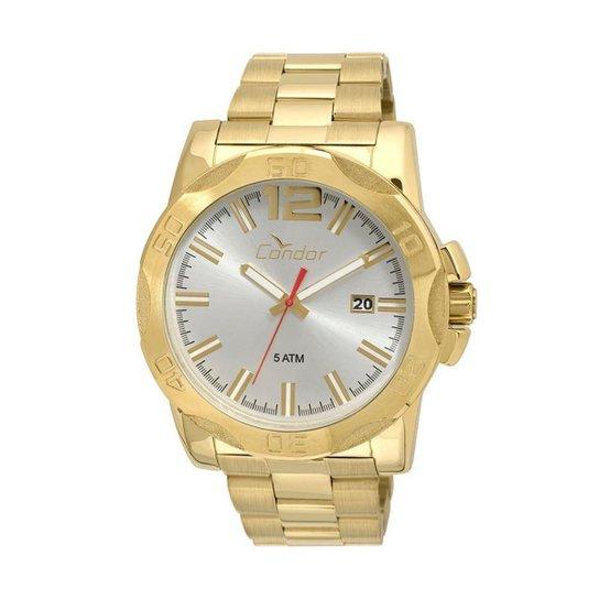 Relógio Condor Masculino Civic CO2415BF 4K - Dourado CO2415BF 4K - Dourado 84ee80bae8