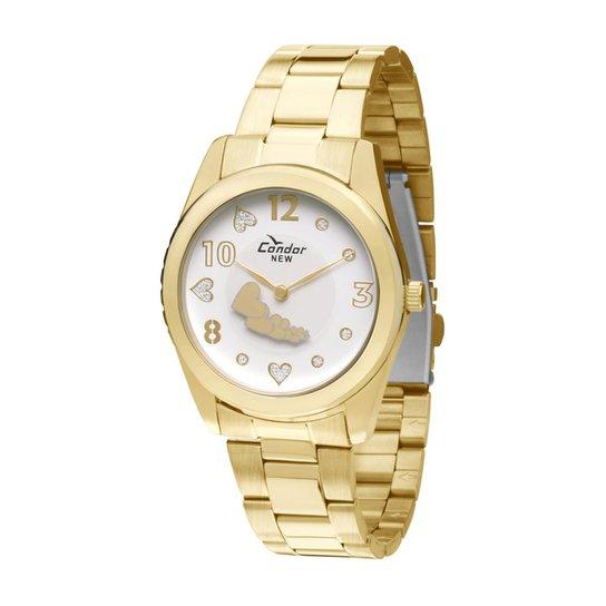 24cacc503a3 Relógio Condor Feminino KE86654 K4B KE86654 K4B - Compre Agora ...