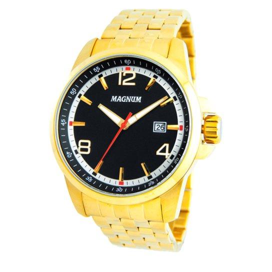 cbbe51ff5bc Relógio Magnum Analógico MA34629U Masculino - Compre Agora