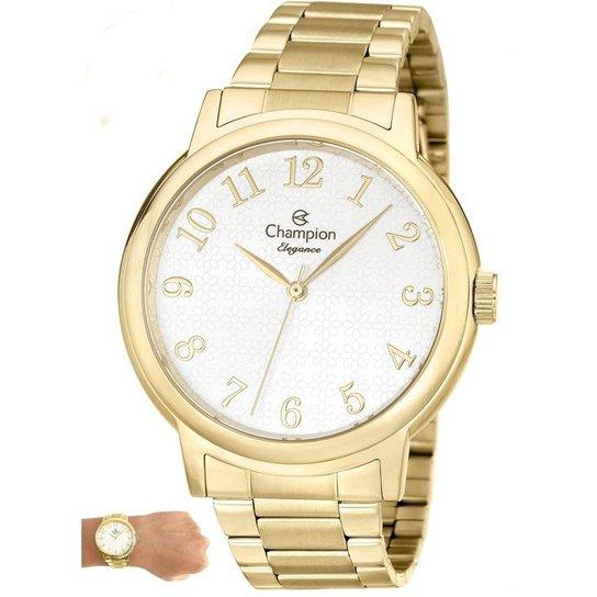d548483a0bc Relógio Champion Feminino Elegance CN26368H - Compre Agora