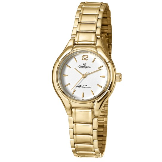 58e5ad268ad Relógio Champion Feminino - Compre Agora