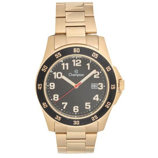 7f545d3dc9d Relógio Champion - Dourado - Compre Agora