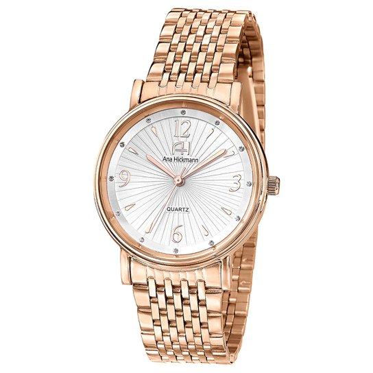 4b147f627 Relógio Champion Analógico AH28893Z Feminino - Compre Agora