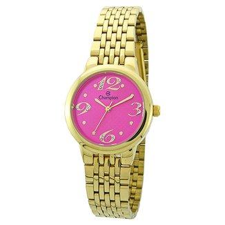 d2592d11c3c Relógio Champion Analógico CH24919L Feminino