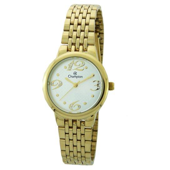 0526a58099b Relógio Analógico Champion CH24919H Feminino - Compre Agora