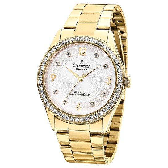 15cf6f23a2a Relógio Analógico Champion CN28884H Feminino - Compre Agora
