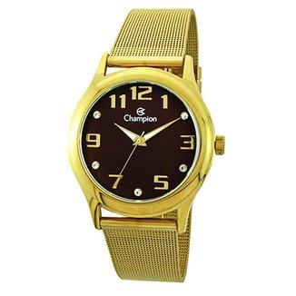 0ebaedb0afd Relógio Champion Analógico CN29007R Feminino