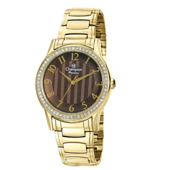 3f341174f4a Relógio Analógico Champion CH24740R Feminino - Compre Agora