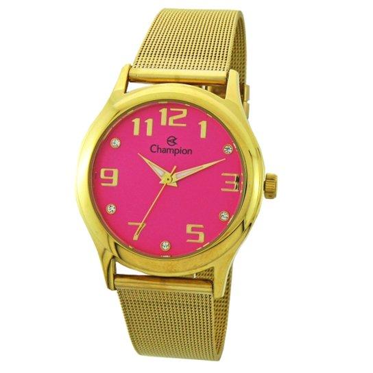 060a83dcf2d Relógio Analógico Champion CN29007L Feminino - Compre Agora